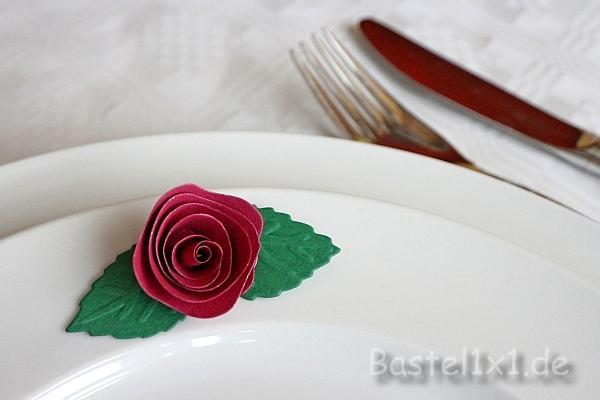romantische rosen aus papier. Black Bedroom Furniture Sets. Home Design Ideas