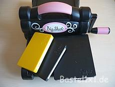 Sizzix Big Shot mit Sizzix Originals Schablonen